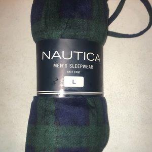 Nautica men's sleepwear